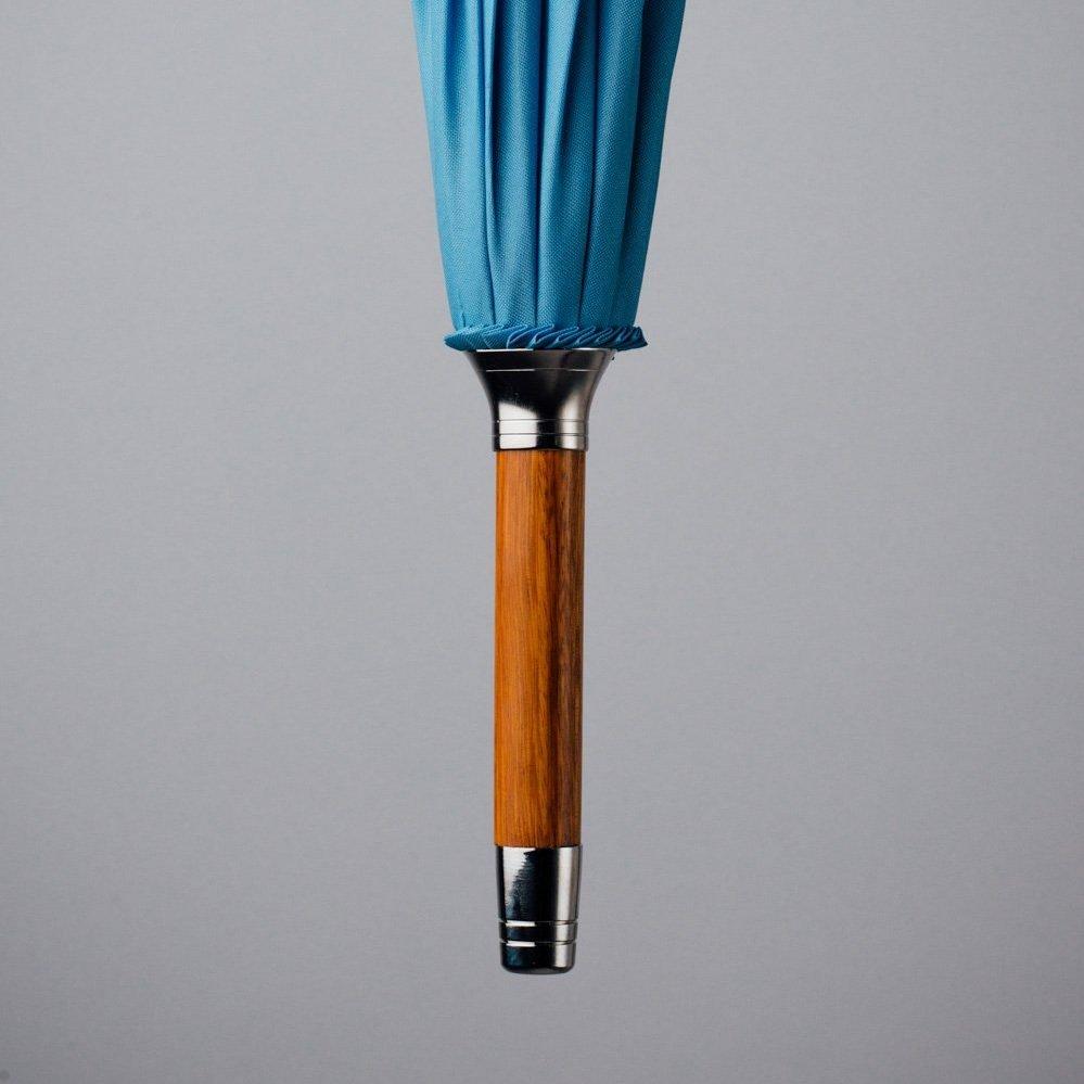 light blue gentleman umbrella