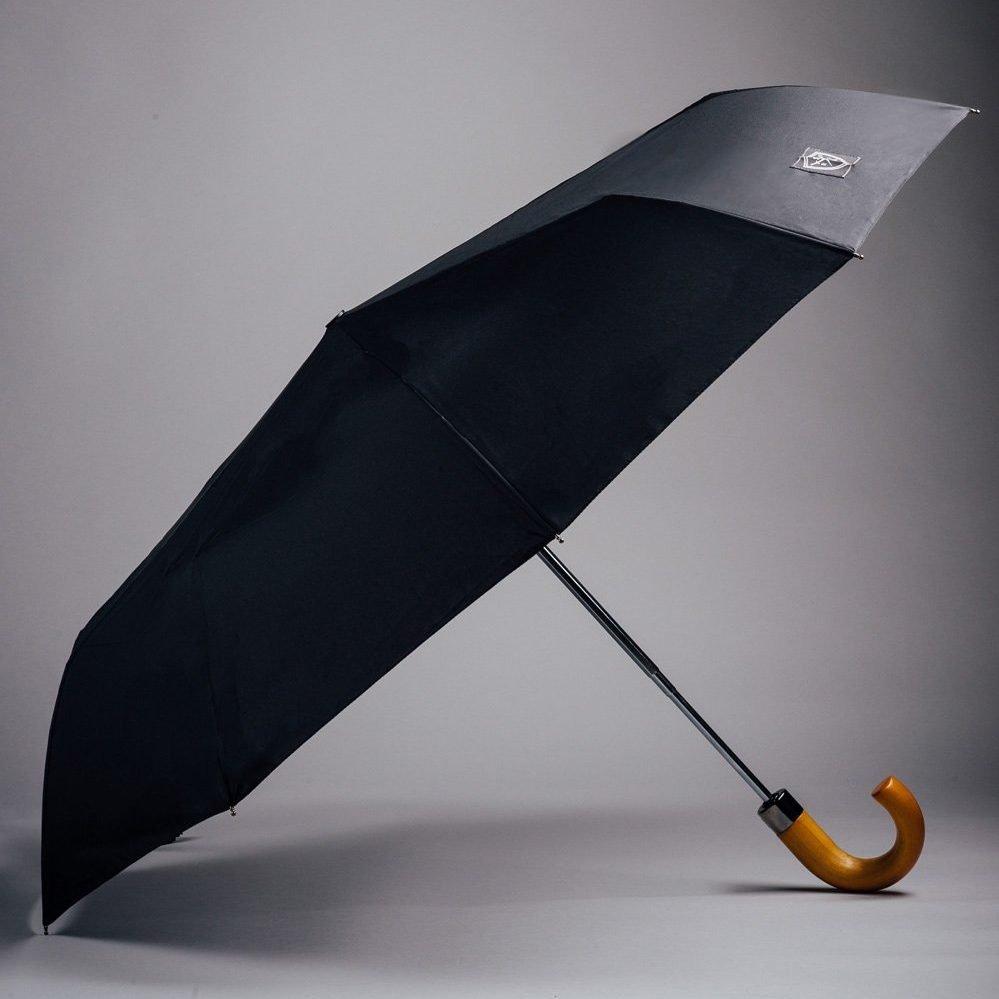 black color classic compact umbrella