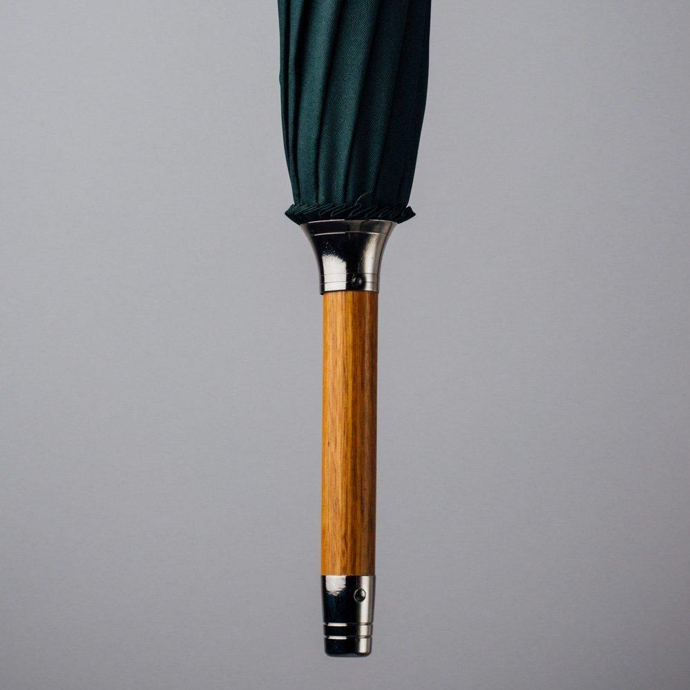 darkgreen umbrella tip